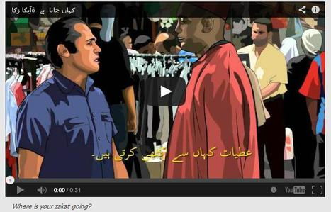 Muslims, where is your zakat going? (video) | Truth Revealed | Scoop.it