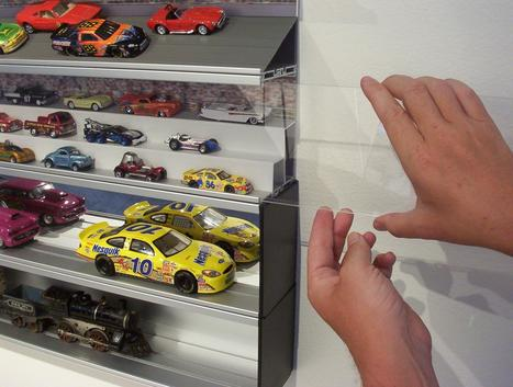 Buy Diecast Display Cases to Protect Your Vehicles | Best Wall Mounted Glass Display Cases | Scoop.it