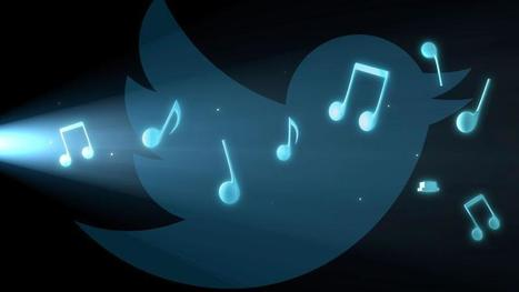 Twitter : Une application musicale intègrerait le site de micro-blogging (Be Geek) | all of my favorites subjects as those related to music | Scoop.it