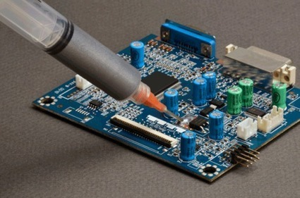 Electronic Components uses Conductive Adhesive | KeeGroup USA | Scoop.it