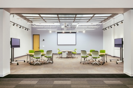 Study Shows How Classroom Design Affects Student Learning | Higher Education | Scoop.it