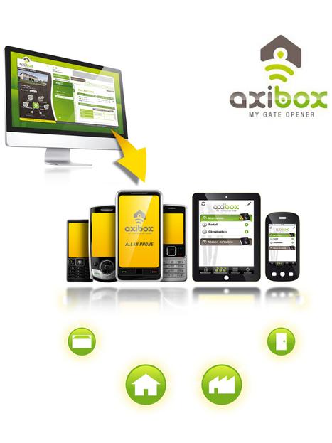 L'Axibox se dote d'une nouvelle fonctionnalité pour 2013! | Home Automation | Scoop.it