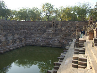 Architecture Sketch – Stepwells (Vavs) in Gujarat, India | Indian Architecture | Scoop.it