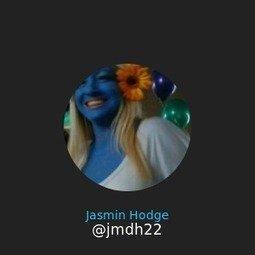 Jasmin 'Davies' Hodge's Vizify Bio | Twitter Video | Learning Technologies from all over! | Scoop.it