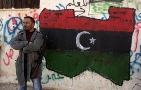 Libya Is Too Big to Fail | Coveting Freedom | Scoop.it