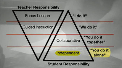 Improving Practice with Sarah Brown Wessling   Leadership in an Online & Blended World   Scoop.it
