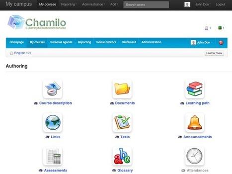 Chamilo : une plateforme d'E-learning adaptée à l'Education | veille  Ingénierie pédagogique e-learning | Scoop.it