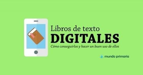Descargar libros de texto digitales - Mundo Primaria | EDUCACIÓN Y PEDAGOGÍA | Scoop.it