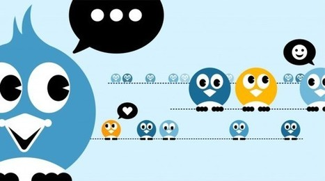 5 Great #EdTech Twitter Chats - Edudemic | Social Media 4 Education | Scoop.it