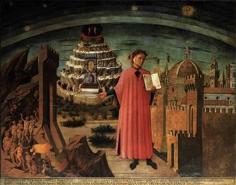 Los personajes de la Mitología Griega que sufren en el Infierno de Dante | Autores y literatura en español | Scoop.it