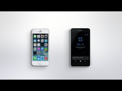 Microsoft releases Siri-bashing ad first seen at its developer's conference | Apple | Scoop.it