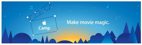 Apple Presents: FREE Summer Movie Camp for Kids! | Communication and Autism | Scoop.it
