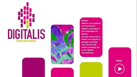 Basisschool Digitalis stapt over op iPad   Almere Smart Society   Scoop.it