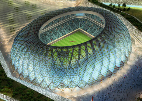 Qatar promises three stunning green stadiums for 2022 World Cup ...   Sports Facility Management.4127257   Scoop.it