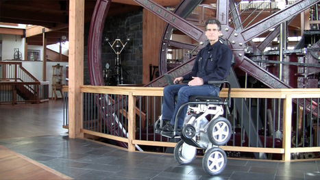 Toyota relance iBot, le fauteuil roulant innovant - Tech - Numerama | Vous avez dit Innovation ? | Scoop.it
