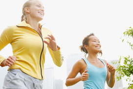 Running fits into routine | Natural Health and Beauty | Scoop.it