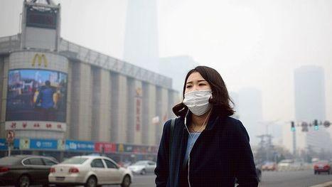 En Chine, la pollution brouille les prix du marché immobilier | Immobilier : insolite | Scoop.it