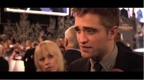 EXCLUSIVE: Marie Claire meets the Twilight stars at the Breaking Dawn premiere in London | Robert Pattinson Daily News, Photo, Video & Fan Art | Scoop.it