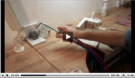 Soldering: Using Torch and Flame | process.arts | Open Educational Arts Practice | Scoop.it