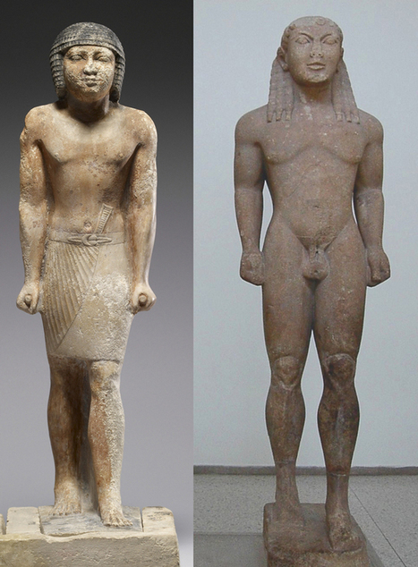 Marxist Theory of Art: Ancient Greece: Making sculpture their own | Ancient Greek Civilization | Scoop.it