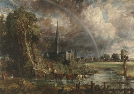 John Constable's favourite piece comes to Scotland | Culture Scotland | Scoop.it