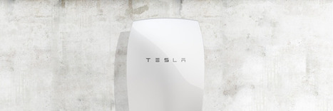 Tesla's $3,000 Powerwall Will Let Households Run Entirely On Solar Energy | Recherche et innovations | Scoop.it