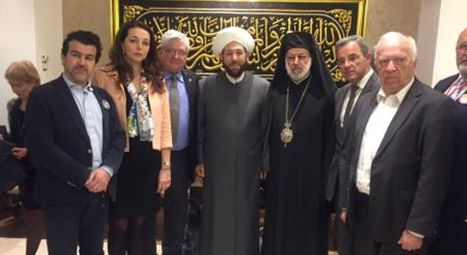 Ces députés pro-Fillon ont posé avec le grand mufti de Syrie alors qu'il avait menacé l'Europe d'attentats | PHMC Press | Scoop.it