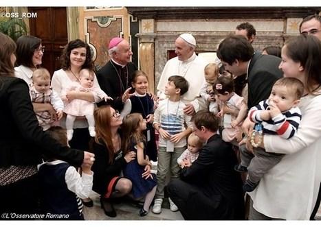 Pápežský inštitút Jána Pavla II. pre manželstvo a rodinu na audiencii u Svätého Otca | Správy Výveska | Scoop.it