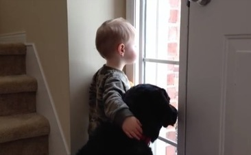 Daily Cute: A Boy and His Dog   fitness, health,news&music   Scoop.it