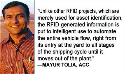Cement Manufacturer Plans RFID Rollout to All 16 Plants - RFID Journal | IT Procrument Services | Scoop.it
