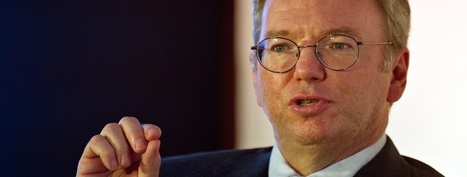 Google's Eric Schmidt thinks government censorship will be wiped out within ten years | Futurewaves | Scoop.it