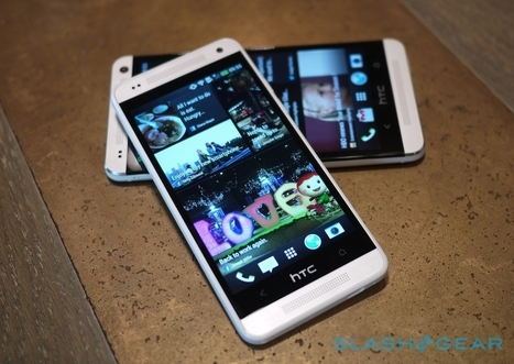 HTC One mini.. hands-on | Mobile IT | Scoop.it