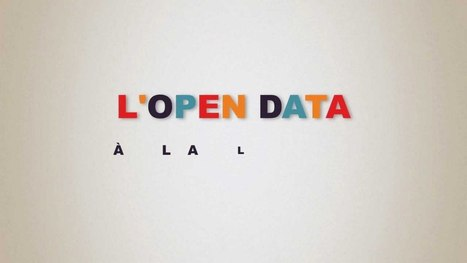 L'Open Data à la Loupe - YouTube | Datajournalisme | Scoop.it