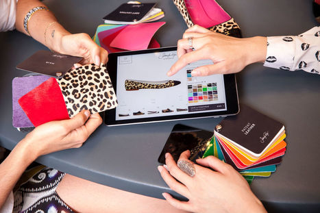 How Shoes Of Prey's Design Technology Could Change The Way We Shop I Fashionista   DIGITAL IN RETAIL   Scoop.it
