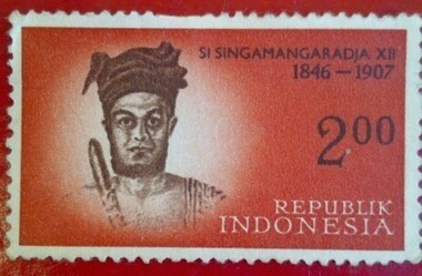 Sisingamangaraja IX, 1846 - 1907, Collection stamp series Legend of Heroes Indonesia | RedGage | Stamp Collection | Scoop.it