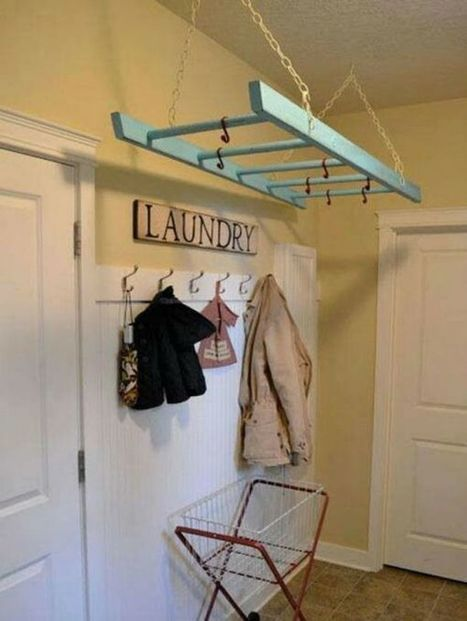 15 Organization Hacks That Will Make You Loathe Laundry Less | Xposed | Scoop.it