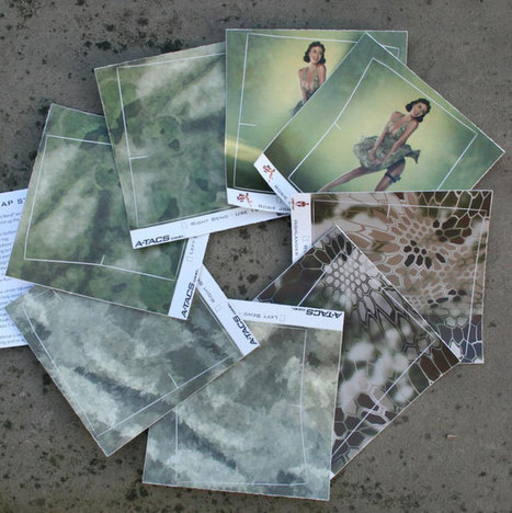 Yosser: Rapid Wraps Mag Wrap Review   Popular Airsoft   Airsoft Showoffs   Scoop.it