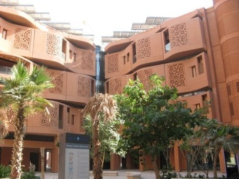 Masdar Institute Of Technology Opening New Sustainable Energy Research Center | Sustain Our Earth | Scoop.it