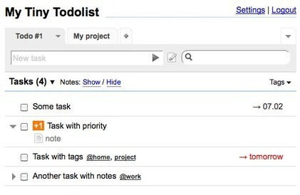 Getting Things Done with My Tiny Todo on Raspberry Pi | Raspberry Pi | Scoop.it