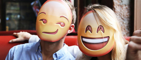 Facebook veut vous transformer en emoji | Pierre-André Fontaine | Scoop.it