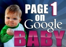 Get Page 1 Google Rankings in JUST 7 Days « Evergreen Wealth Formula | SEO | Scoop.it