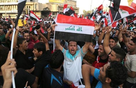 Iraqi officials say bomb blast kills 6 policemen, injures 10 southeast of Baghdad - Fox News | Terrorism | Scoop.it