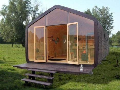 La maison en carton n'est plus une fiction   Eco-conception   Scoop.it