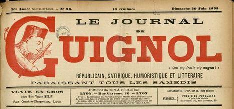 Jeudis de la Bombarde - La satire politique dans #Guignol | Histoire et patrimoine Beaujolais Bourgogne | Scoop.it