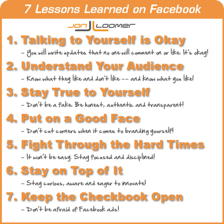 A Personal Look Back: 7 Lessons Learned on Facebook [Part 2] | SM | Scoop.it
