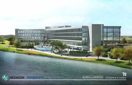 Intergraph® Breaks Ground on New Corporate Headquarters | Architectural CAD and BIM | Scoop.it