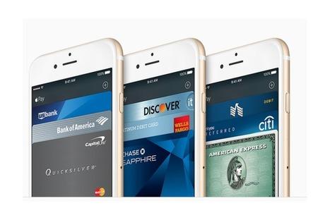 Apple Pay débarque en France avec Visa et Mastercard | Médias sociaux et tourisme | Scoop.it