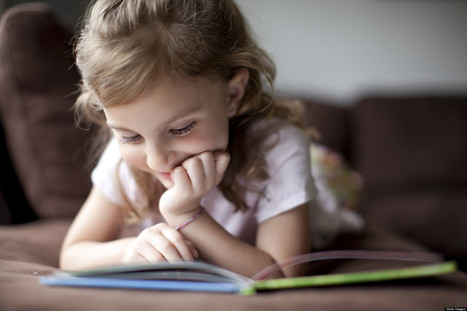 Protecting Children's Reading in the Digital Age - Huffington Post UK | Children's and young adults books | Scoop.it
