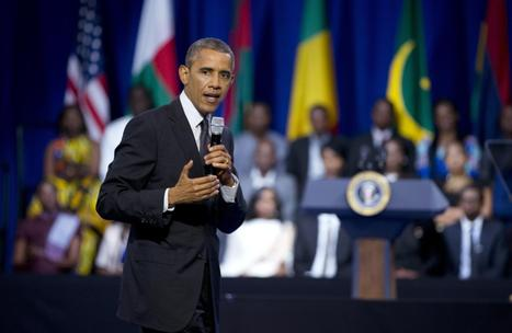 Obama to give Africa $38M, but tells young leaders: Stop 'making excuses' for economy | Random thoughts | Scoop.it