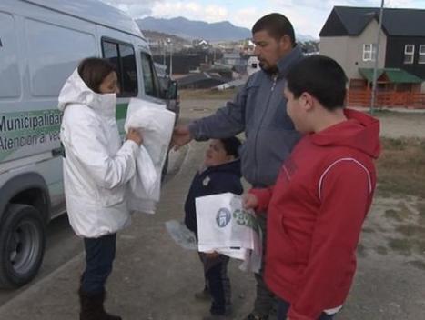 Desde el 1º de agosto Ushuaia será una ciudad libre de bolsas de polietileno | Sur54.com | Asociación Manekenk | Scoop.it